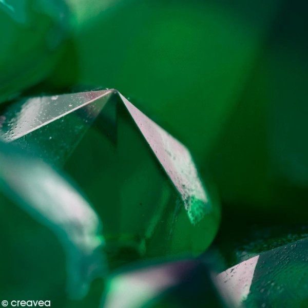 Résine Gédéo couleur - kit Vert jade 150 ml - Photo n°2