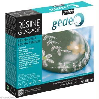 Résine Gédéo - kit glaçage 150 ml