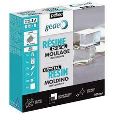 Gédéo résine - Kit Cristal 300 ml