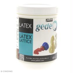 Latex de moulage Gédéo 1000 ml