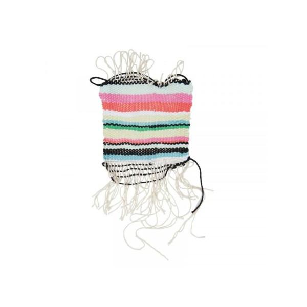 Kit Petit Métier à Tisser la laine 29x19cm - Photo n°3