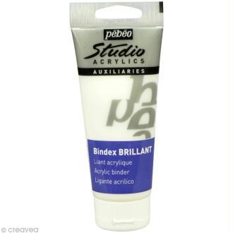 Bindex Brillant Pébéo Studio 100 ml
