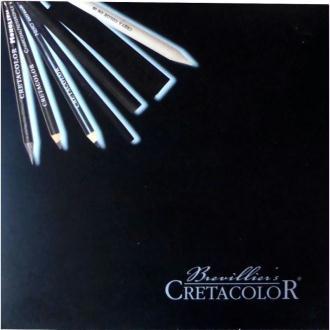 Coffret graphite Cretacolor - black box
