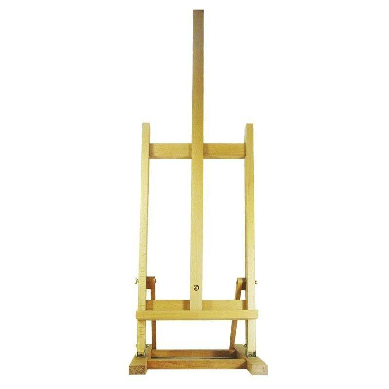 Chevalet de table mallorca de talens chevalet creavea - Chevalet de table peinture ...