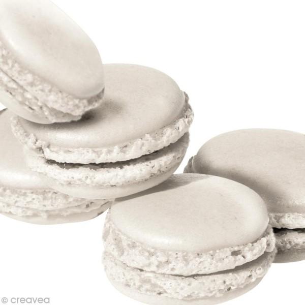 Colorant poudre alimentaire naturel Blanc 10 gr - Photo n°2