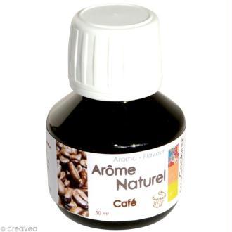 Arôme alimentaire naturel Café 50 ml