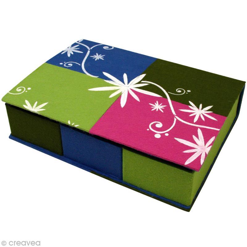 bo tes en papier m ch recouvrir boite en papier mach d corer creavea. Black Bedroom Furniture Sets. Home Design Ideas