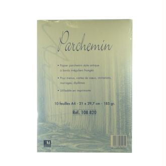 Parchemin A4