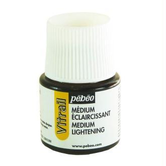 Médium éclaircissant Vitrail Pebeo 250ml