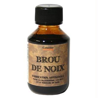 Broux de Noix, 100 ml, Corector