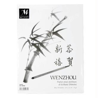 Bloc papier Wenzhou Manet