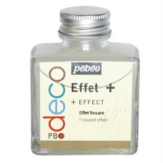 Médium à fissurer, 75 ml, Pébéo