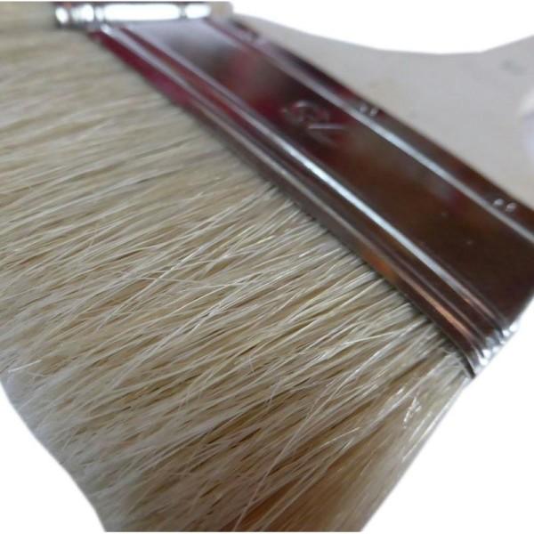 Pinceaux huile et Acrylique Pebeo - Set de 2 grands spalters en soie de porc - Photo n°2