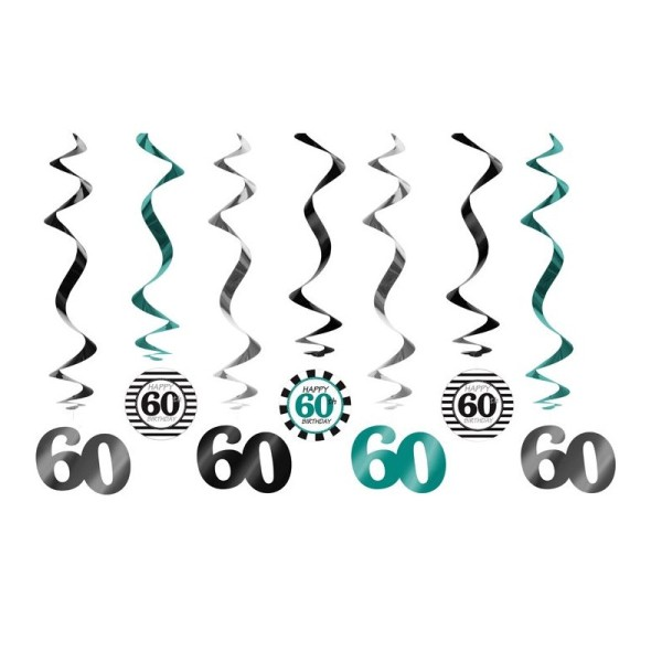 Suspensions spirales (x7) âge 60 - Photo n°3