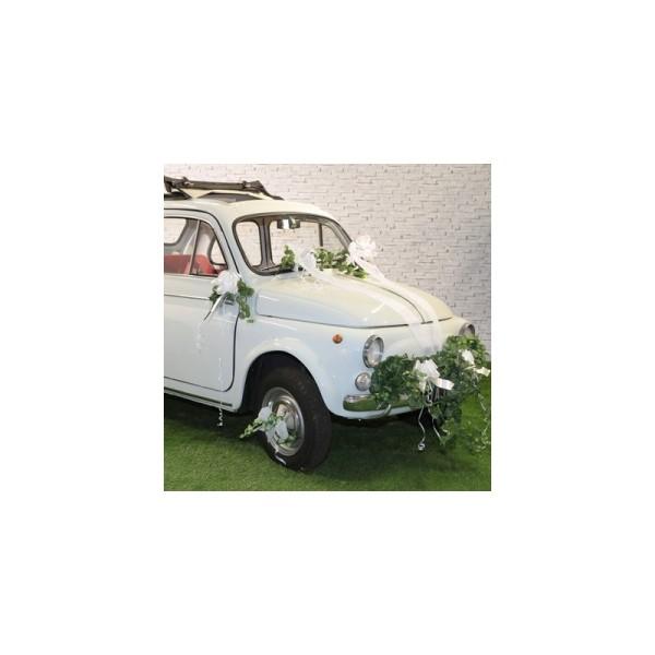 Kit de déco voiture vert anis - Photo n°3