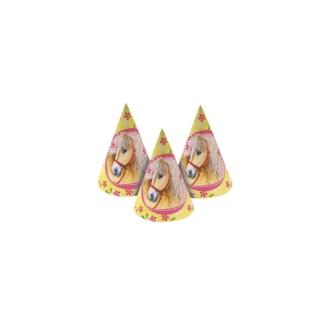 Chapeaux chevaux (x6)