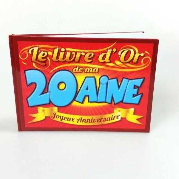 Livre d'or 20 ans - Photo n°1