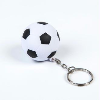 Porte-clefs ballon de foot