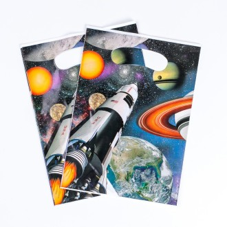 Pochettes cadeaux Astronaute