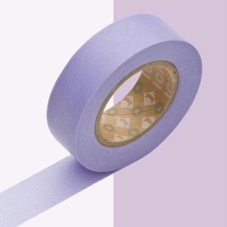 Masking tape uni lavande x 10 m