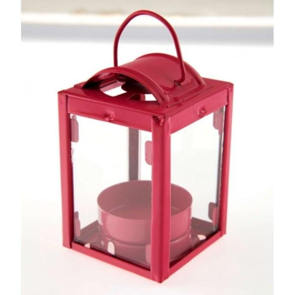 Petite lanterne fuchsia - Photo n°1