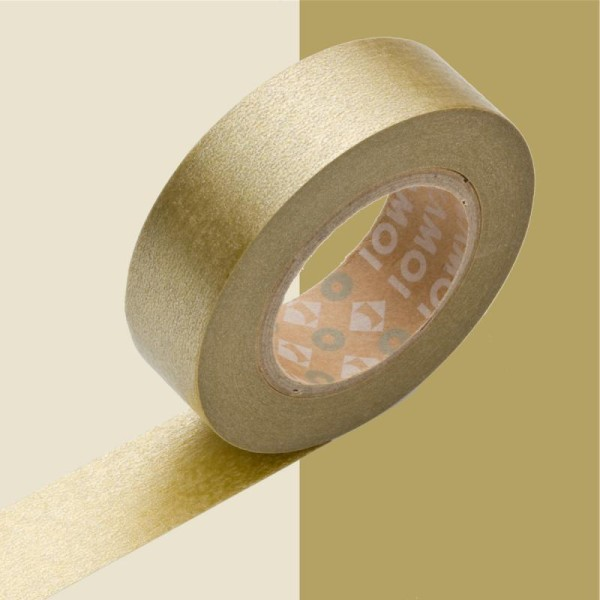 Masking tape uni or x 10 m - Photo n°1