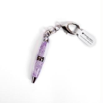 Mini stylo porte-clefs - Vagues
