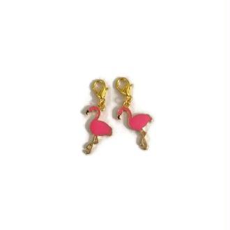 2 Marqueurs flamants roses pour crochet et tricot