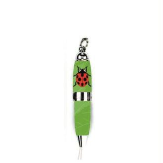 Mini stylo porte-clefs - Coccinelle