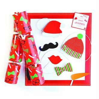 Cadeaux Photobooth de Noël (x6)