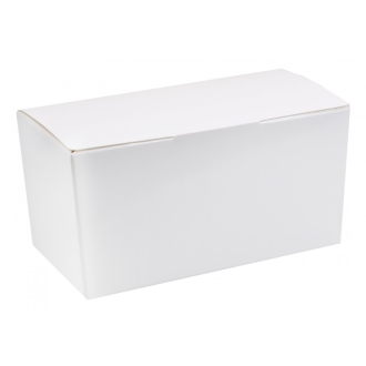 Ballotins de couleur blanc (x25)
