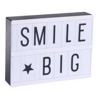 Lightbox A5 + Set de 85 lettres