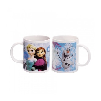 Mug La reine des neiges 23 cm Frozen Lights