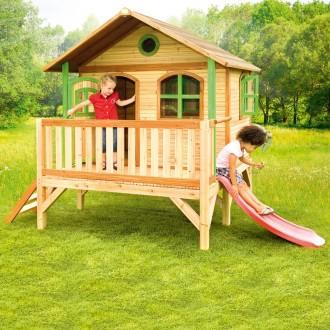 Maisonnette En Bois Pour Enfants Axi Stef