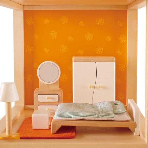 Hape Mobilier Pour Chambre À Coucher De Poupée E3450 - Photo n°2
