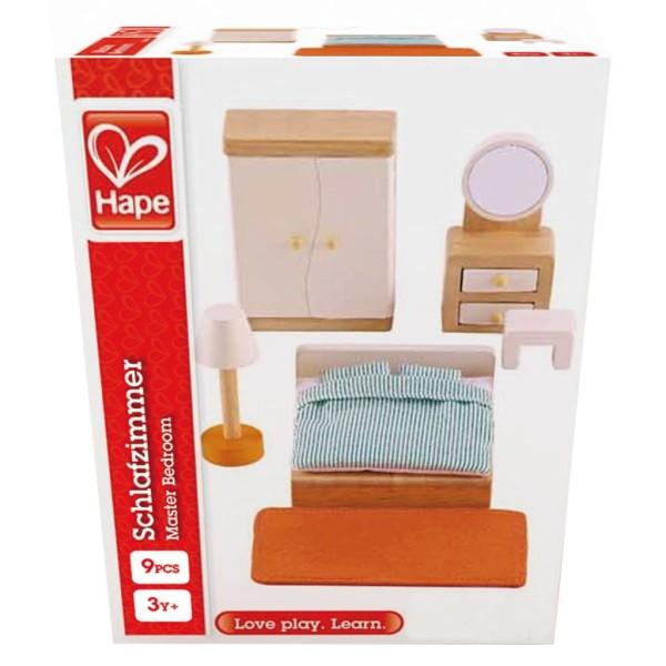 Hape Mobilier Pour Chambre À Coucher De Poupée E3450 - Photo n°3