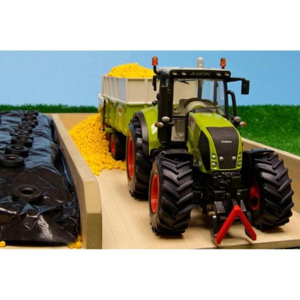 Kids Globe Fosse D'ensilage Pour Tracteur 1:32 610451 - Photo n°4