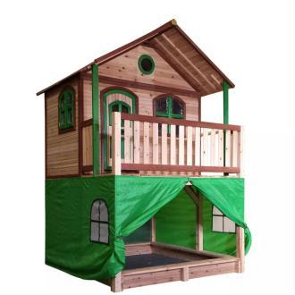 Axi Tente Pour Maison De Jeu Vert