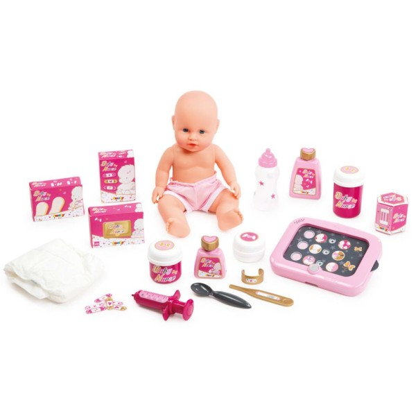 Smoby Nursery Électronique Baby Nurse 39 X 54 X 50 Cm 220317 - Photo n°2