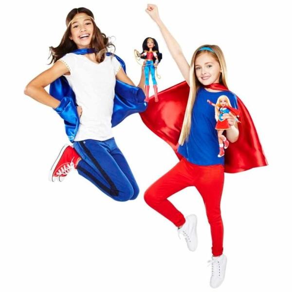 Dc Super Hero Girls Poupée Supergirl Dlt63 - Photo n°3