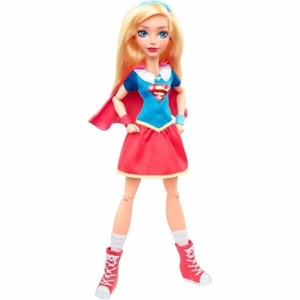 Dc Super Hero Girls Poupée Supergirl Dlt63 - Photo n°4