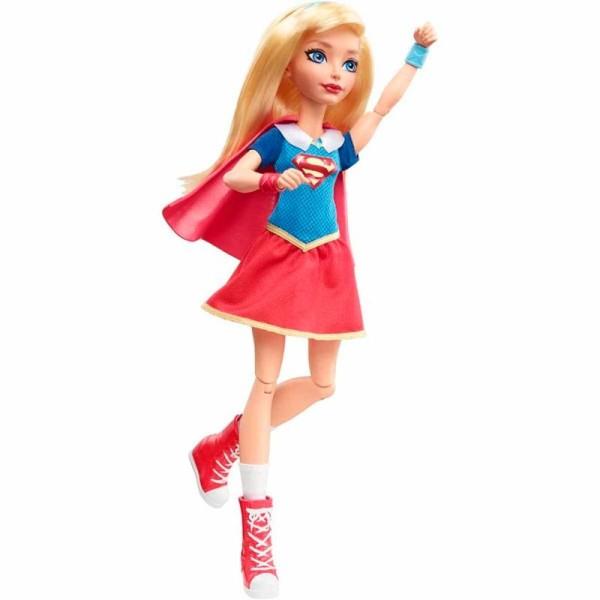 Dc Super Hero Girls Poupée Supergirl Dlt63 - Photo n°1