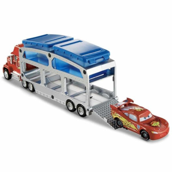 Ckd34 Remorque Dunk Dipamp; Jouet Avec En Camion Mack Cars rdQtsCh