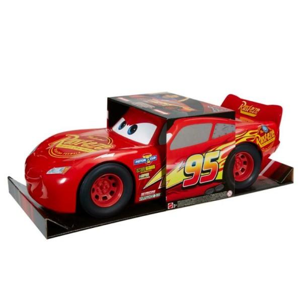 DISNEY PIXAR CARS 3-Flash McQueen 50 cm-fbn52 voiture jouet