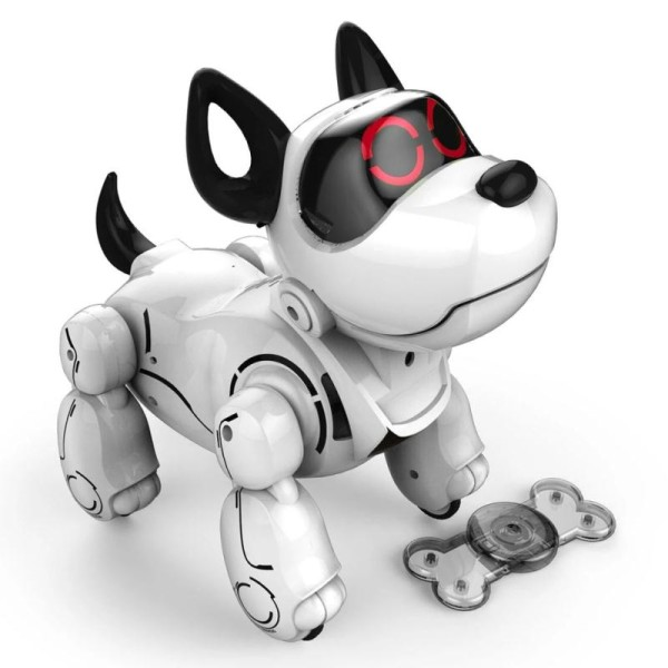 Silverlit Chien Robot Pupbo Blanc Sl88520