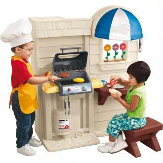 Cuisine pour enfant Cook & Grill Little Tikes 589300