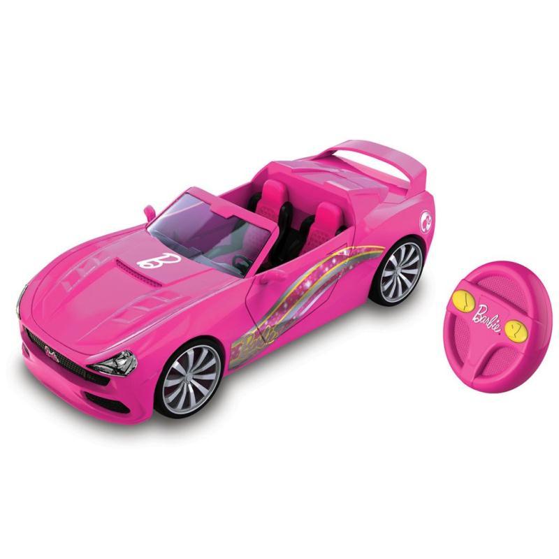 voiture en jouet radiocommand e nikko barbie 72000 jeux et jouets plein air creavea. Black Bedroom Furniture Sets. Home Design Ideas