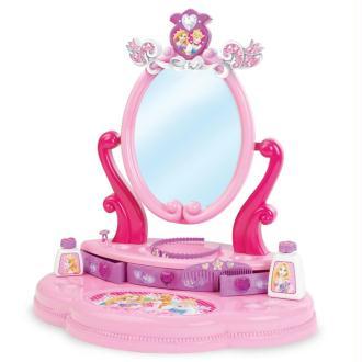 Smoby Coiffeuse avec miroir de courtoisie Princesses Disney 024236