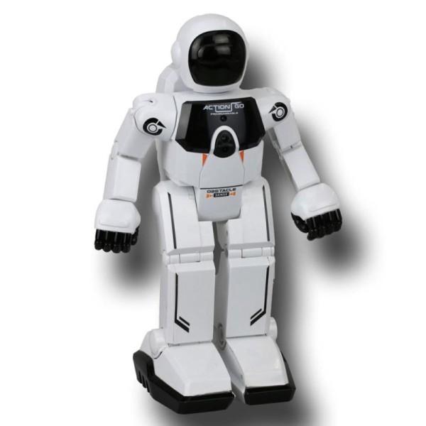 Silverlit Robot Program-A-Bot Blanc SL88429 - Photo n°2