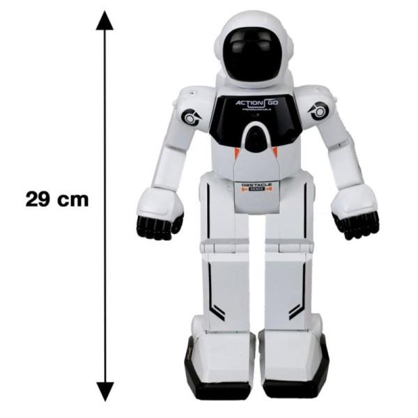 Silverlit Robot Program-A-Bot Blanc SL88429 - Photo n°3